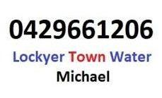 Lockyer Town Water